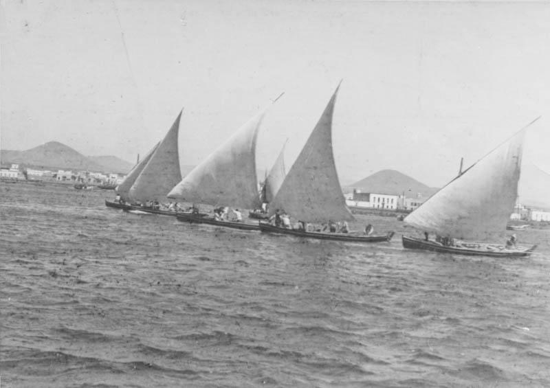 Regata de San Ginés 1963