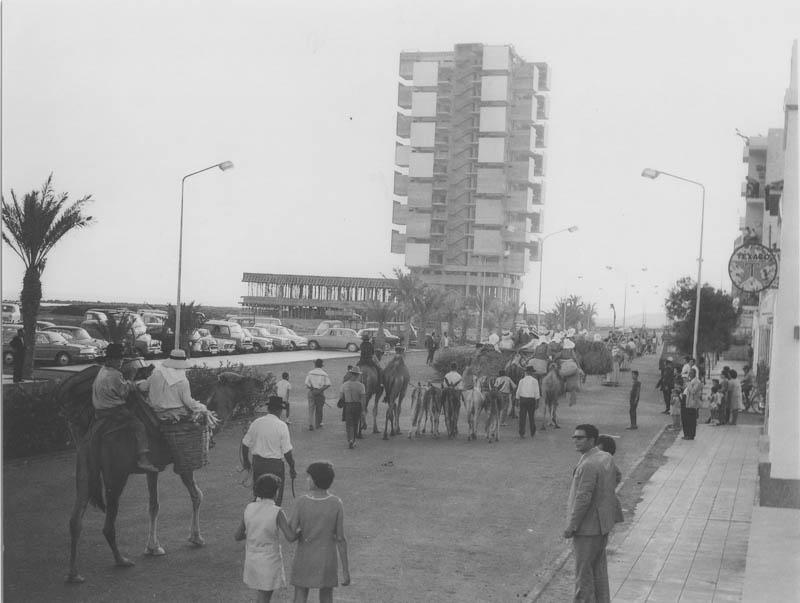 Romería de San Ginés 1969