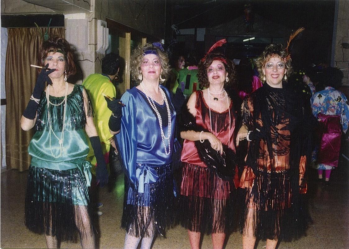 Amigas de carnaval II