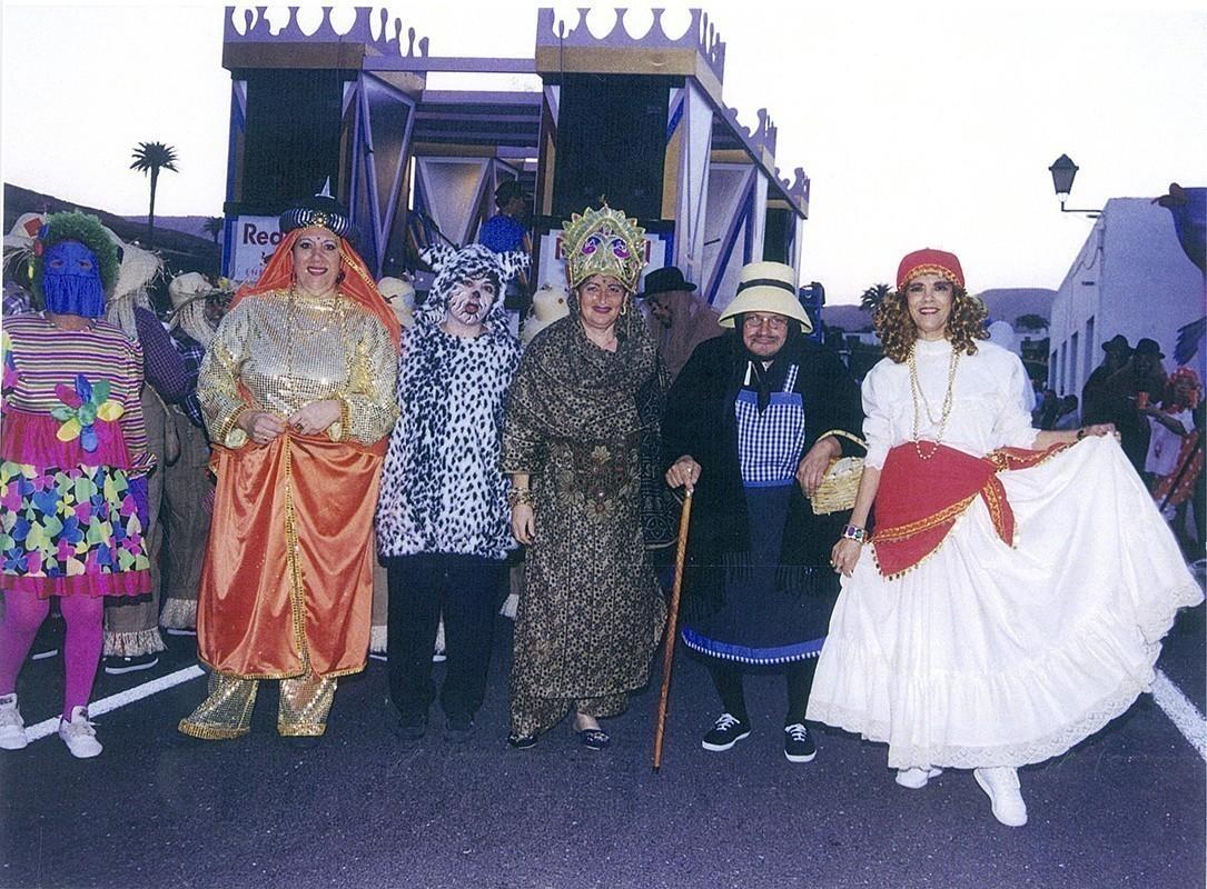 Amigas de carnaval XII