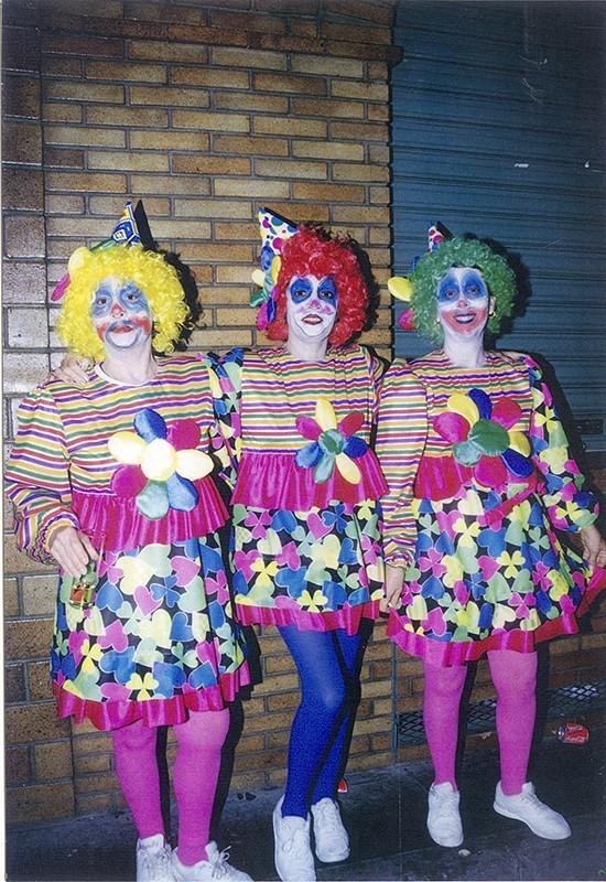Amigas de carnaval X