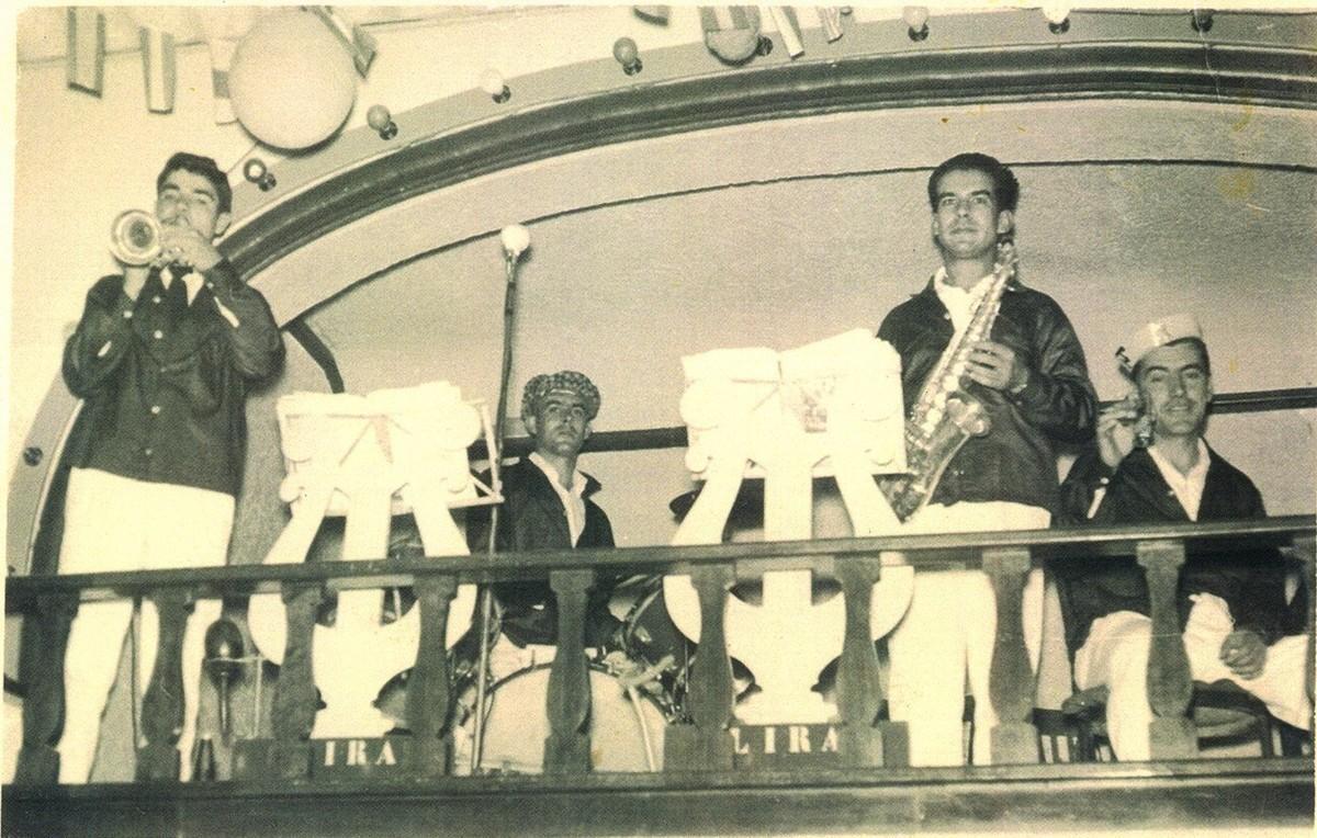 Orquesta en el Torrelavega