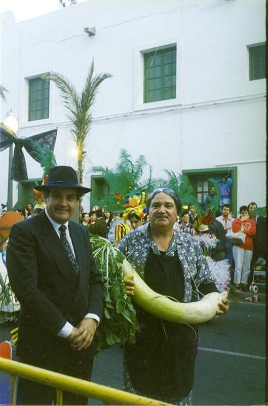 Campesina carnavalera I