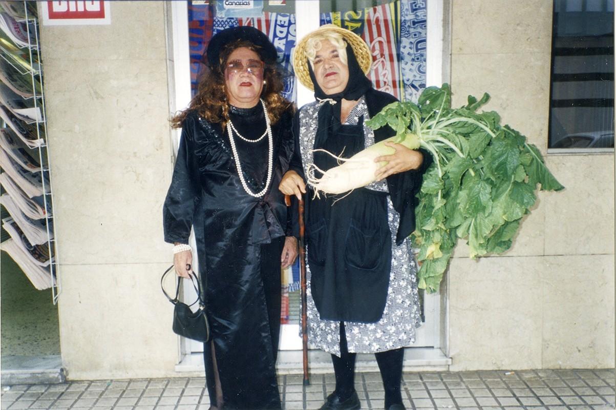 Campesina carnavalera VII