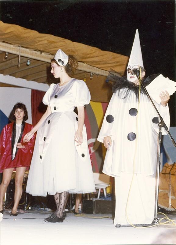 Carnaval infantil en el Torrelavega