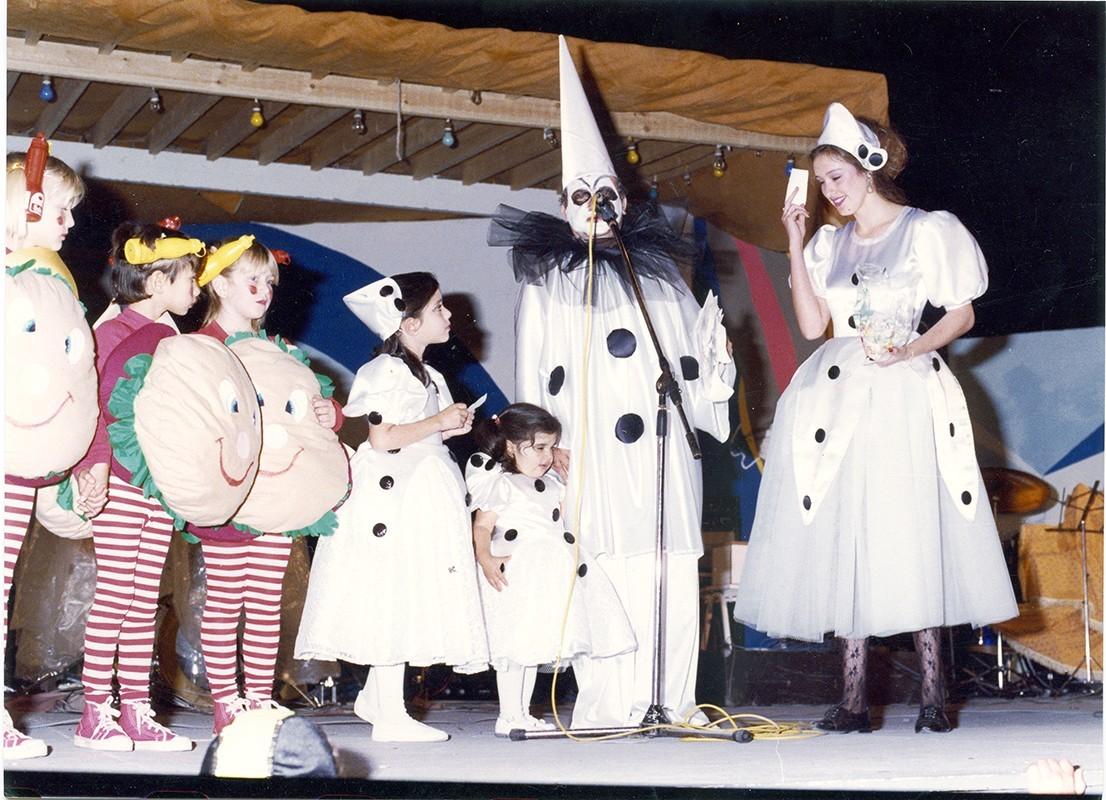 Carnaval infantil en el Torrelavega I