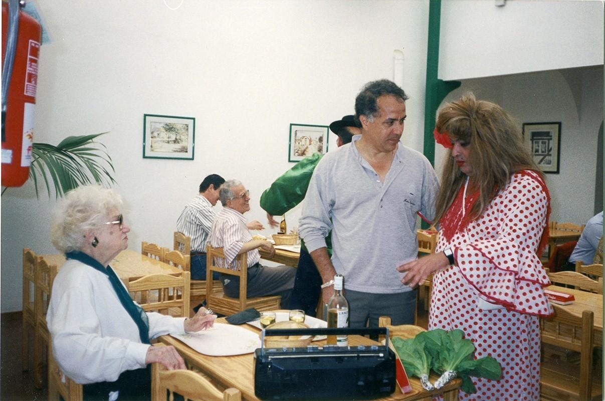 Los flamencos II