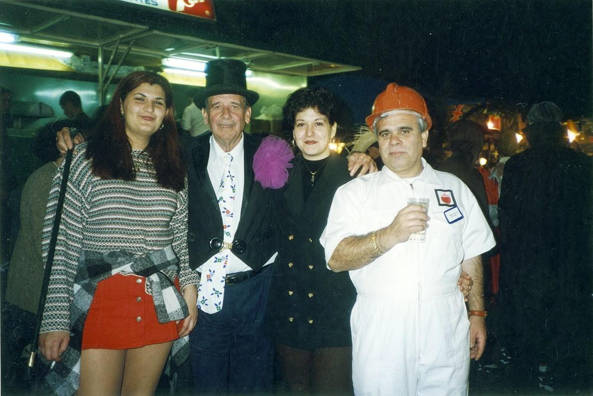 Amigos de carnaval V