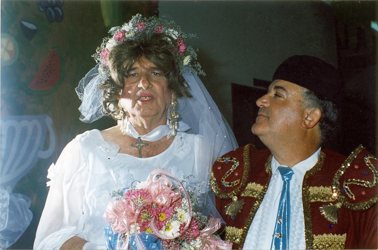 Boda de Rocío Jurado y Ortega Cano