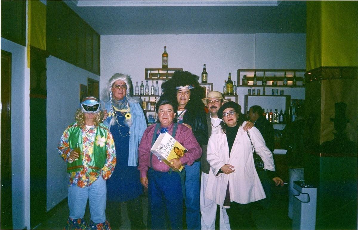 Los estudiantes y el Quijote I