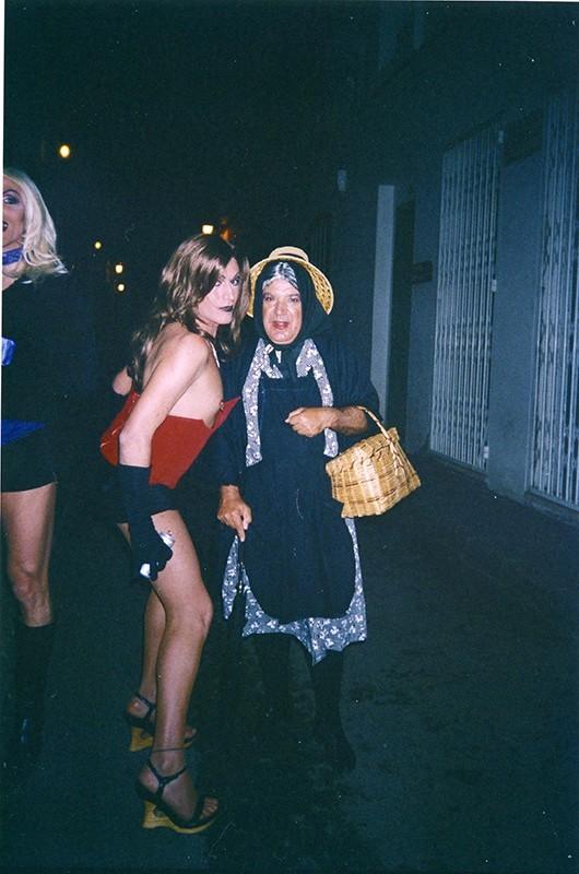 Campesina y drag queen I