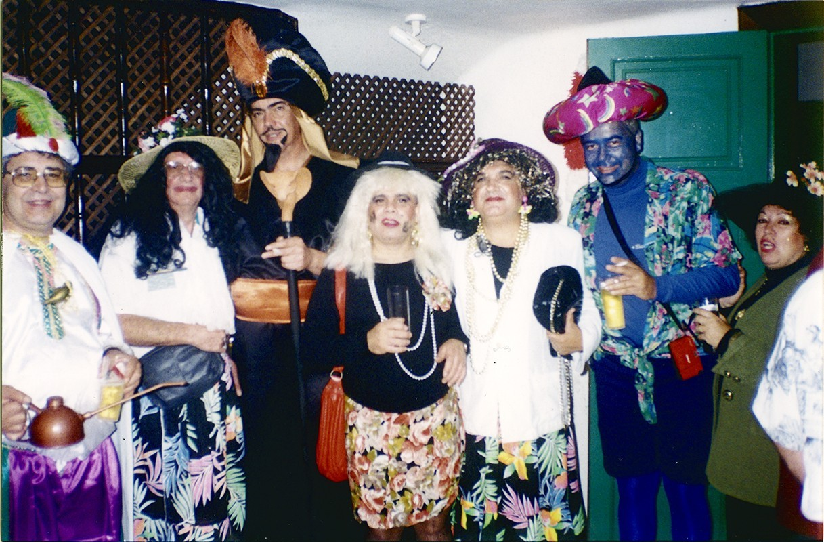 Amigos de carnaval XII