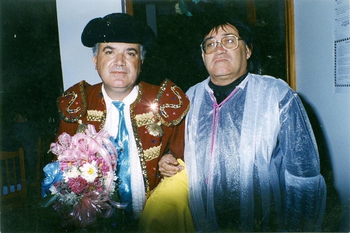 Boda de Rocío Jurado y Ortega Cano III