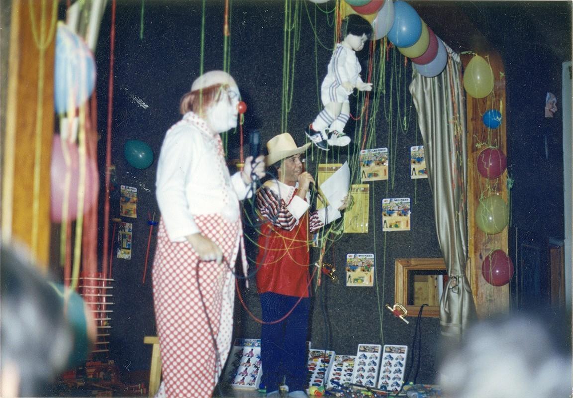 Carnaval infantil en el Torrelavega IV
