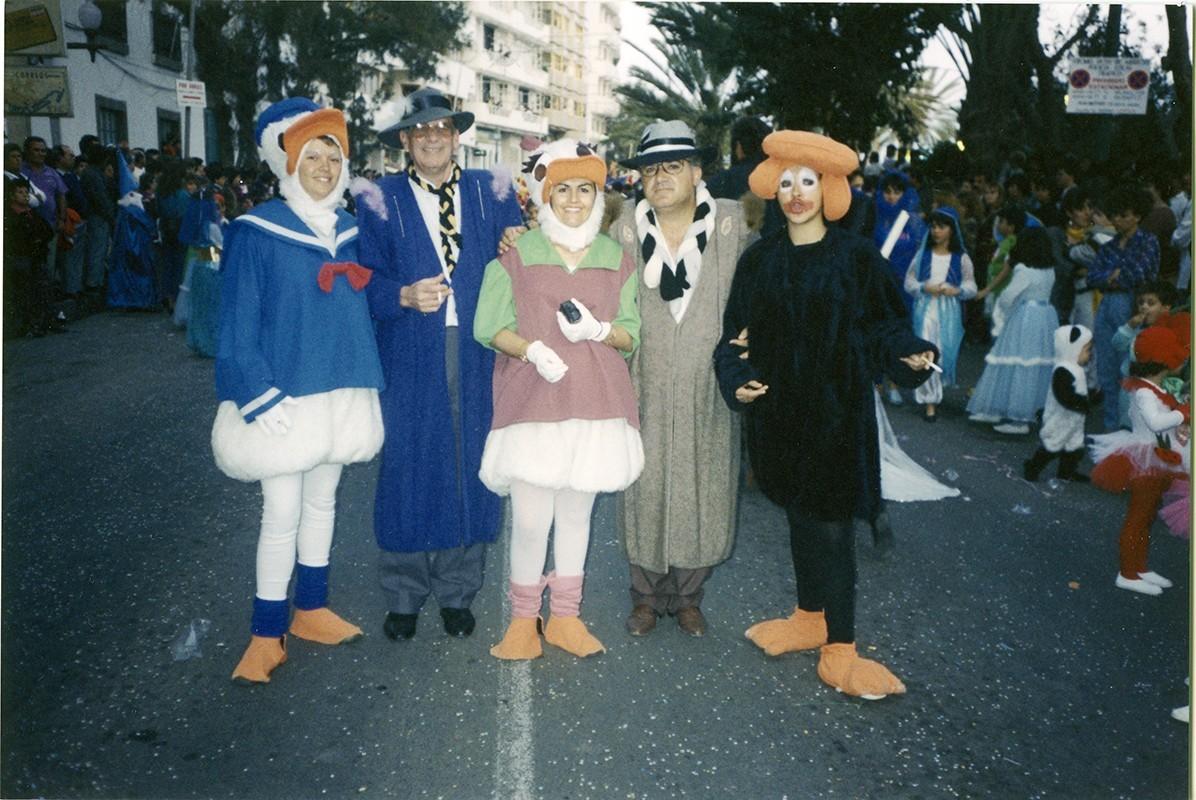 Amigos de carnaval VII