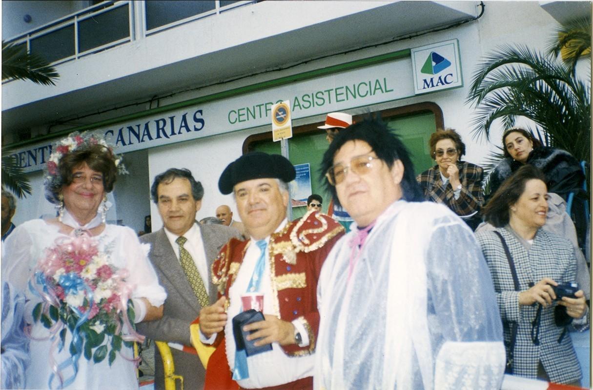 Boda de Rocío Jurado y Ortega Cano IV