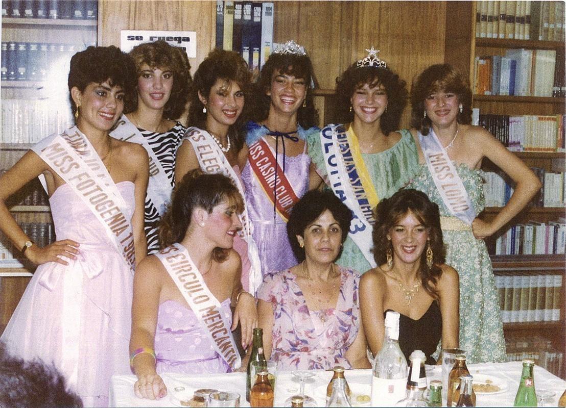Miss San Ginés 1983