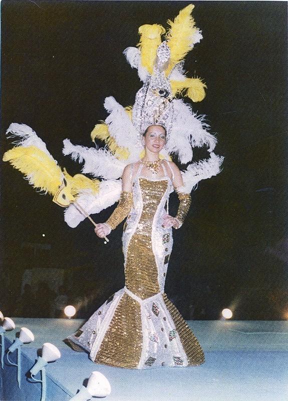 Gala Reina del carnaval I