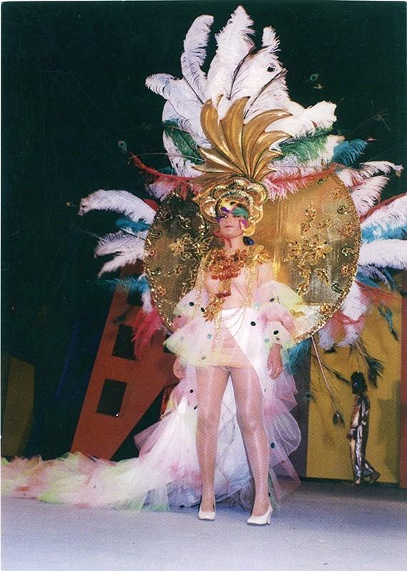 Gala Reina del carnaval IV