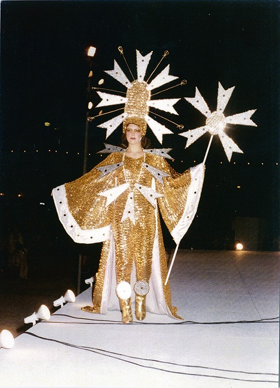 Gala Reina del carnaval VI