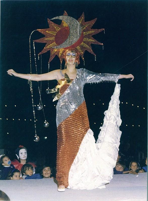 Gala Reina del carnaval IX