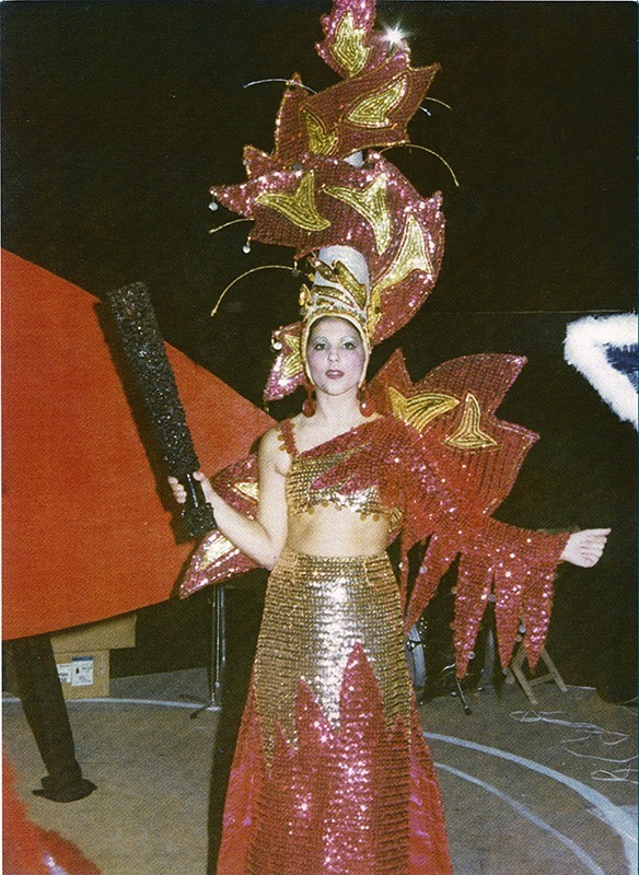 Gala Reina del carnaval X