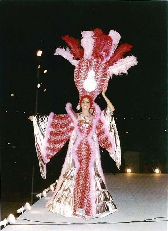 Gala Reina del carnaval XI
