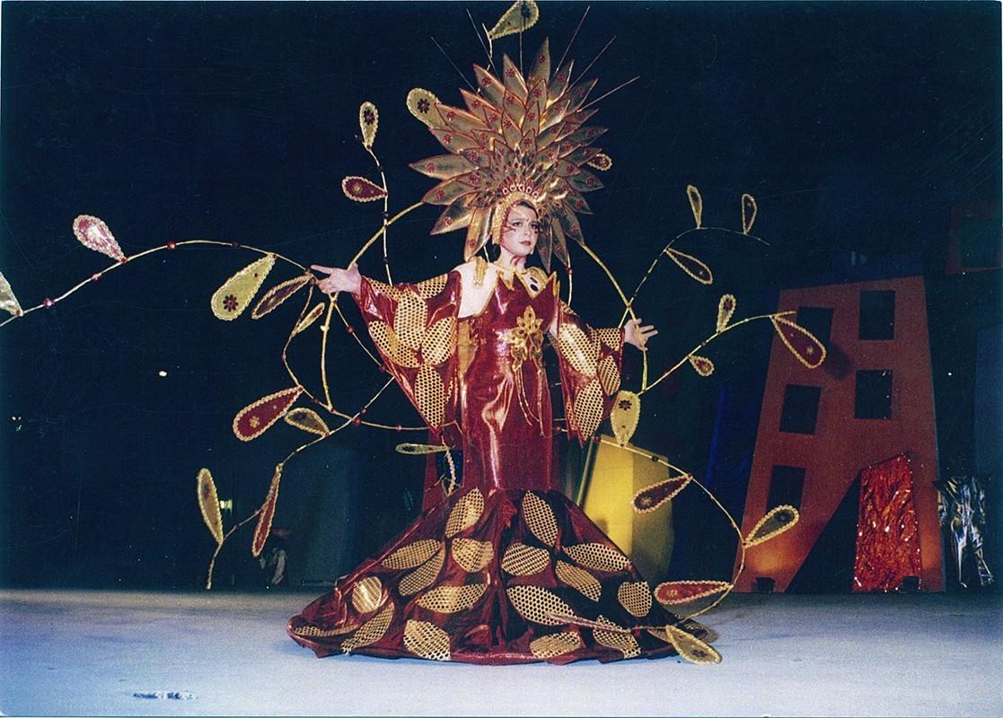Gala Reina del carnaval XII