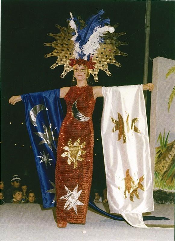 Gala Reina del carnaval XIII