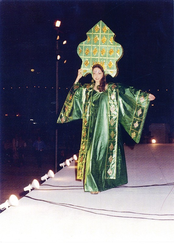Gala Reina del carnaval XIV