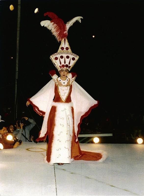Gala Reina del carnaval XVI