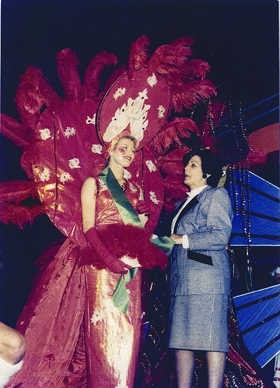 Gala Reina del carnaval XVII