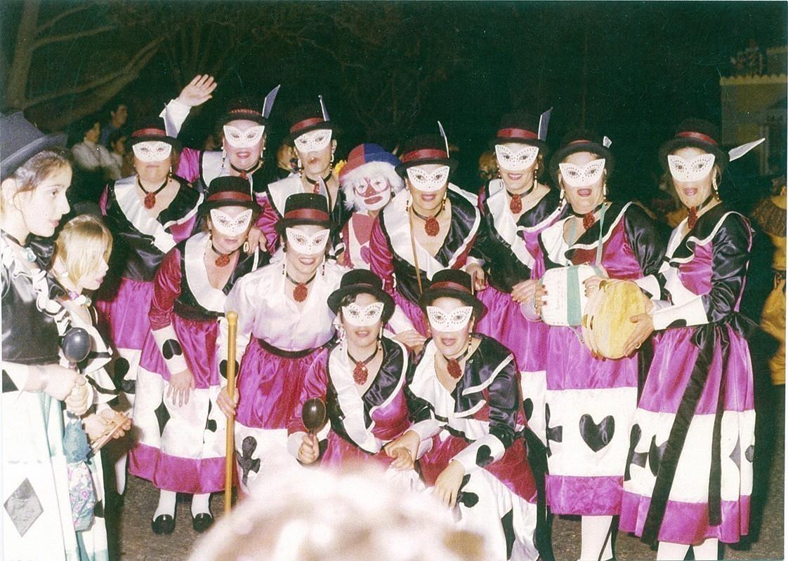 Amigas de carnaval XVI