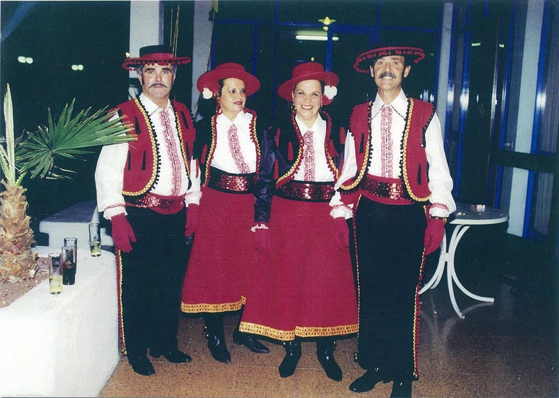 Carnaval con amigos II
