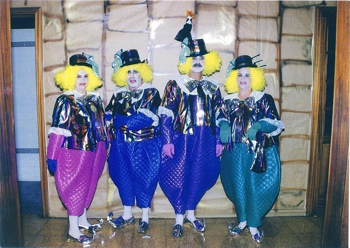 Carnaval con amigos III