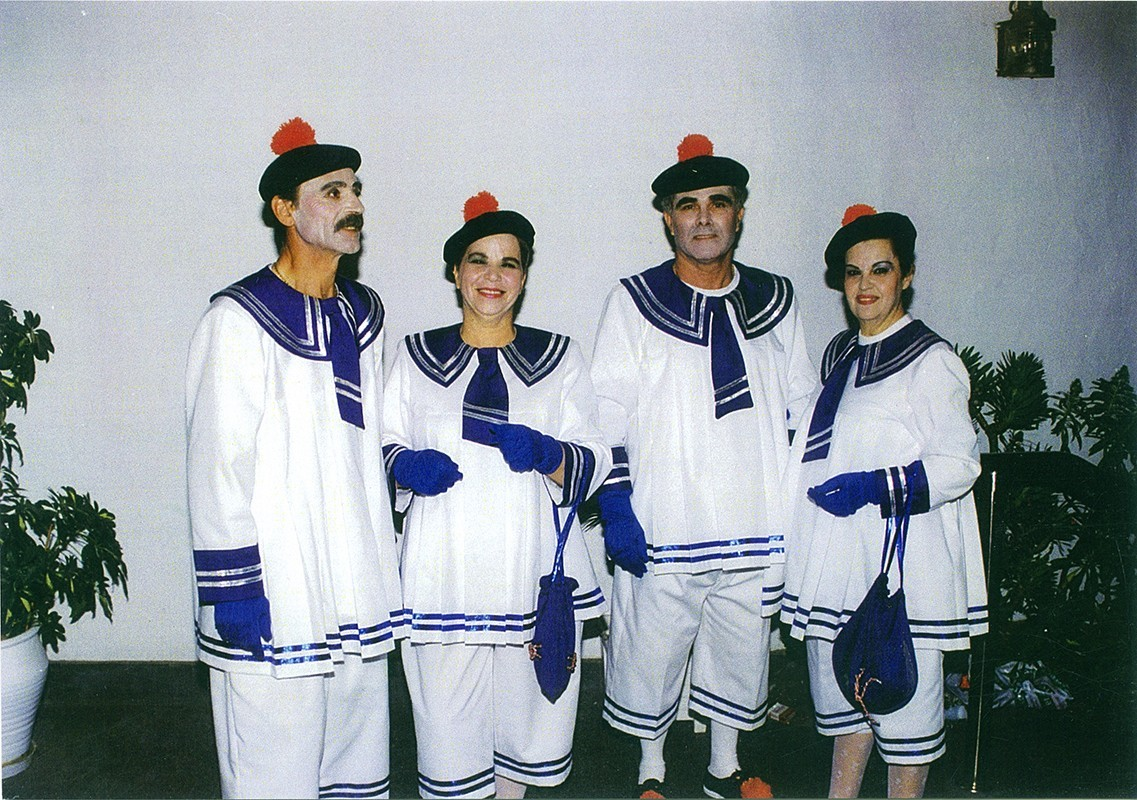 Carnaval con amigos IV