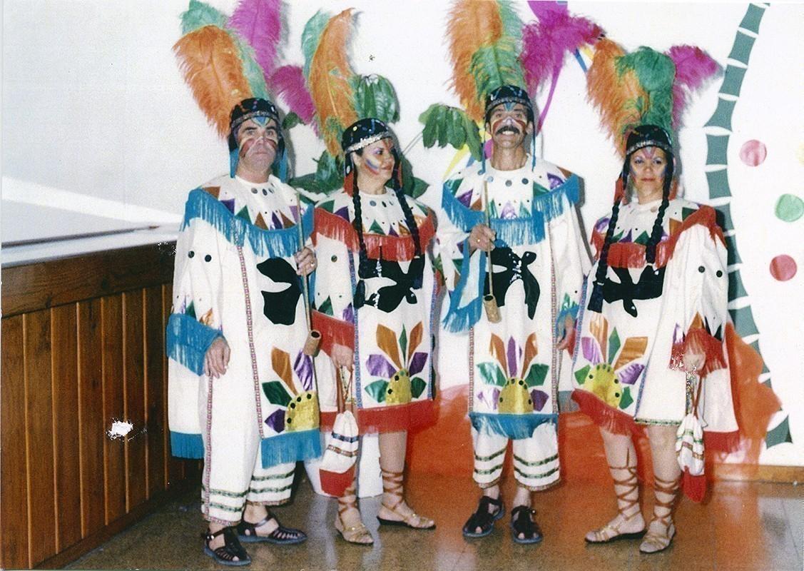 Carnaval con amigos V