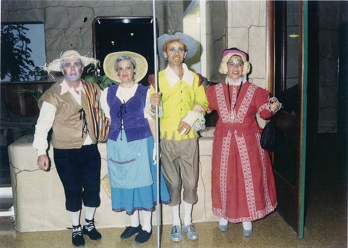 Carnaval con amigos VII
