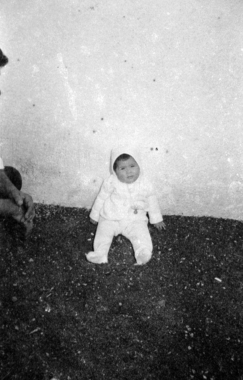 Bebé de Haría