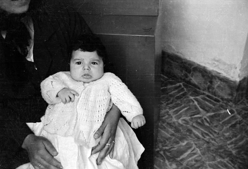 Bebé en Haría I