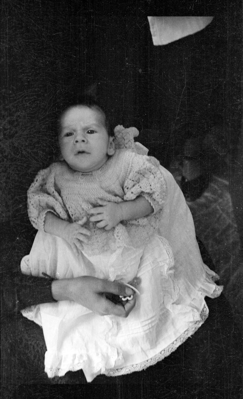 Bebé en Haría II