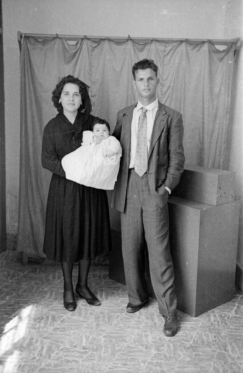 Matrimonio con bebé