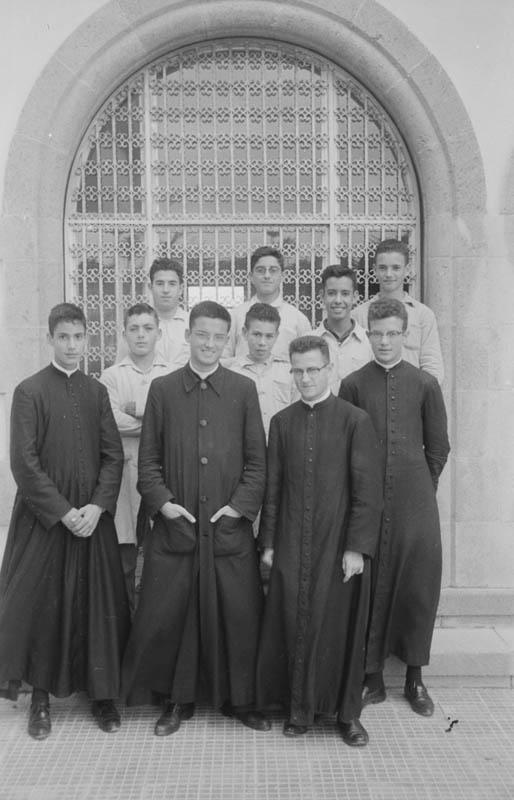 Seminaristas de Haría