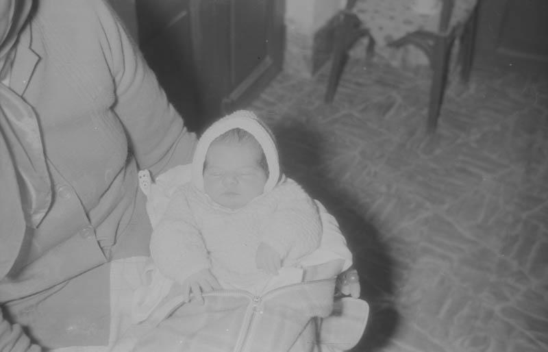 Bebé sin identificar