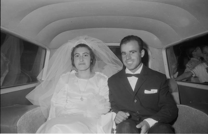Matrimonio de Haría