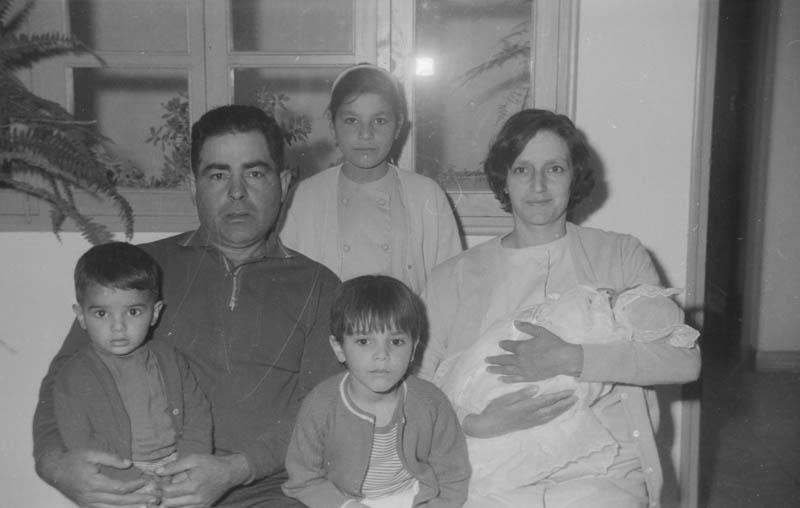 Familia numerosa de Máguez