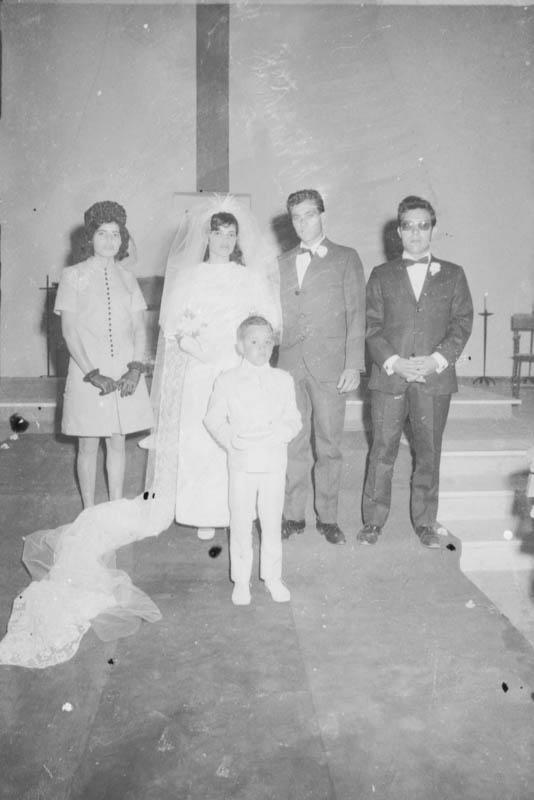 Boda en la Iglesia de Haría V