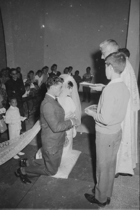 Boda en la Iglesia de Haría VI