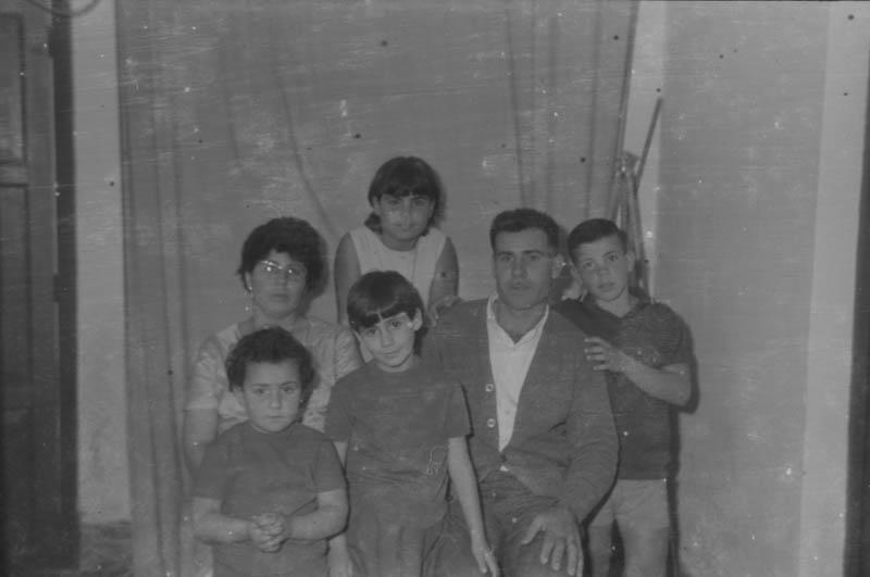 Familia numerosa de Haría