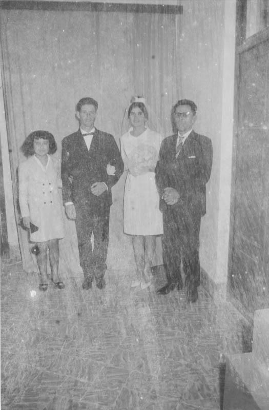 Novios recién casados II